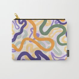 NOAH Bold Unique Unisex Abstract Design Carry-All Pouch
