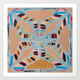 Shoe Circle Art Print