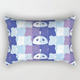 Sleuth of Bears Rectangular Pillow