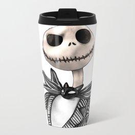 Jack Metal Travel Mug