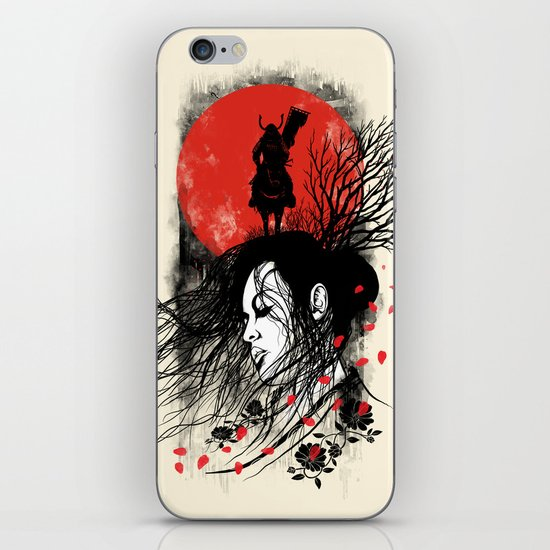 Renai iPhone & iPod Skin