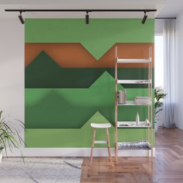 .Different Wall Mural