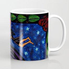 Estrellado, Indigo Sueno Azul (Starry, Indigo Blue Dream) Coffee Mug