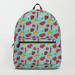 Strawberry and Spice Backpack