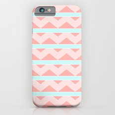 Pastel pattern Slim Case iPhone 6s