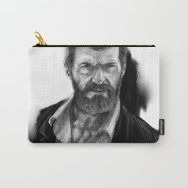 Old man Logan no.01(Hugh jackman) Carry-All Pouch