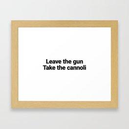 Clemenza Framed Art Print