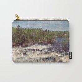 Manigotagan River Carry-All Pouch