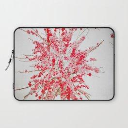 Frozen red Laptop Sleeve