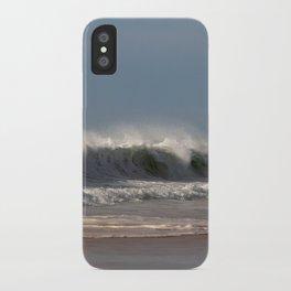 Strong Shorebreak iPhone Case