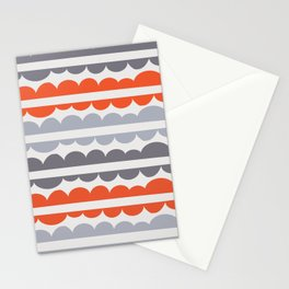 Mordidas Flame Stationery Cards