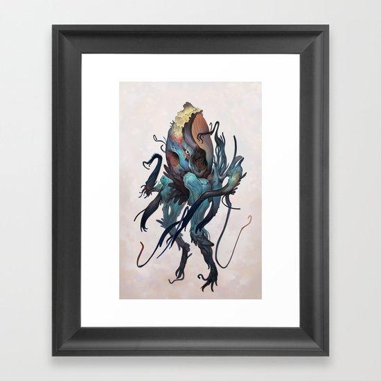 Cqueej Framed Art Print