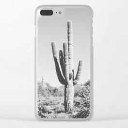 DESERT VII / Scottsdale, Arizona Clear iPhone Case