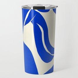 Blue Nude Dancing - Henri Matisse Travel Mug