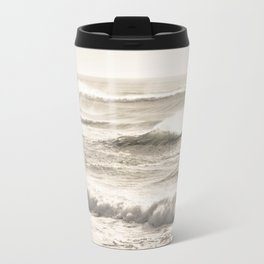 Windswept Waves Travel Mug