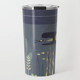 The Fishtank Travel Mug