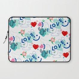 Love Pattern , Pattern for Love  Laptop Sleeve