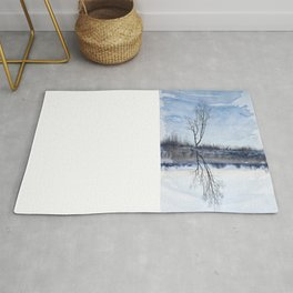 River Ant Rug