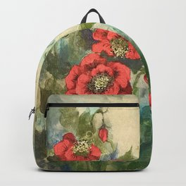 SK's Field of Poppies Backpack
