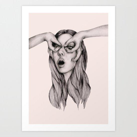 Things I still do at 25 Art Print