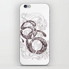 S6 Tee iPhone & iPod Skin