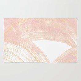 Pink Swipes Rug
