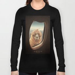 QUÈ PASA? NEVER STOP EXPLORING XXI Long Sleeve T-shirt