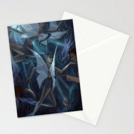 Water Sprites Stationery Cards
