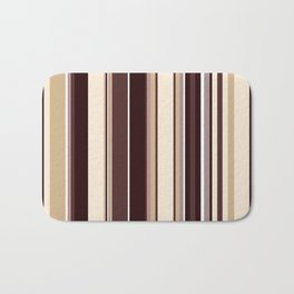 Stripes-020 Bath Mat