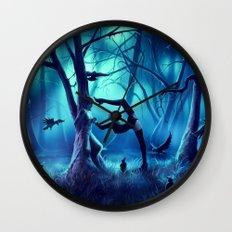 SCORPIO from the Dancing Zodiac Wall Clock