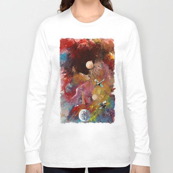 yeryüzünün dışında Long Sleeve T-shirt