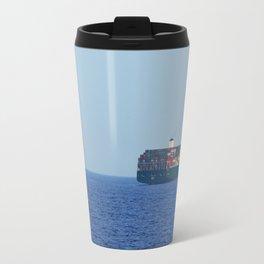 Athens Freighter Travel Mug