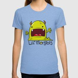 Lil' Monster Green T-shirt