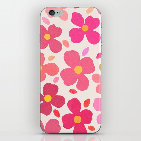 dogwood 7 iPhone & iPod Skin