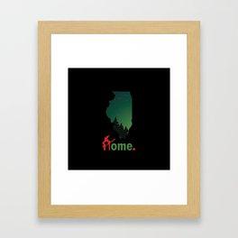 Rockford Proud Framed Art Print