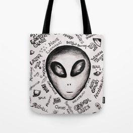 Ufology 101 Tote Bag