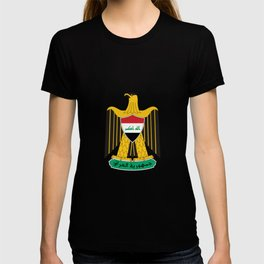 Coat of Arms of Iraq  T-shirt