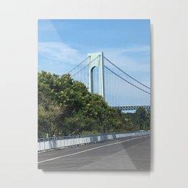 El Puente Metal Print