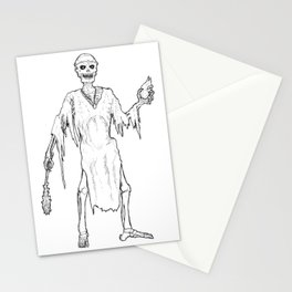 The Lich Stationery Cards