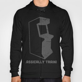 Classically Trained - Retro Arcade Game Hoody