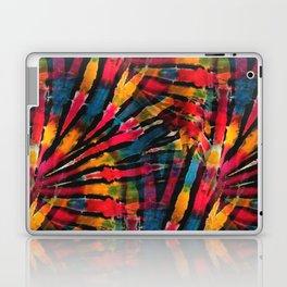 Hippy Spirit Tie Dye Laptop & iPad Skin