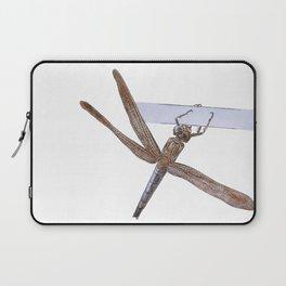 Shy Little Dragonfly Laptop Sleeve