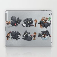 How Not to Train Your Dragon Laptop & iPad Skin