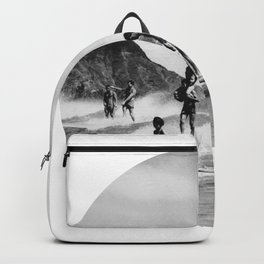 Tandem Surfing Backpack