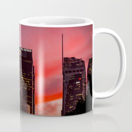 Skyscapes in Los Angeles Coffee Mug