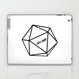 Let's Roll! D20 Laptop & iPad Skin