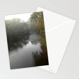 The Walloomsac from Caretaker's Bridge Stationery Cards