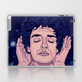 Crema de Estrellas - Gustavo Cerati Laptop & iPad Skin