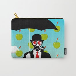 Umbrella Man Carry-All Pouch