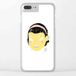 This House Is Hysterical Clear iPhone Case